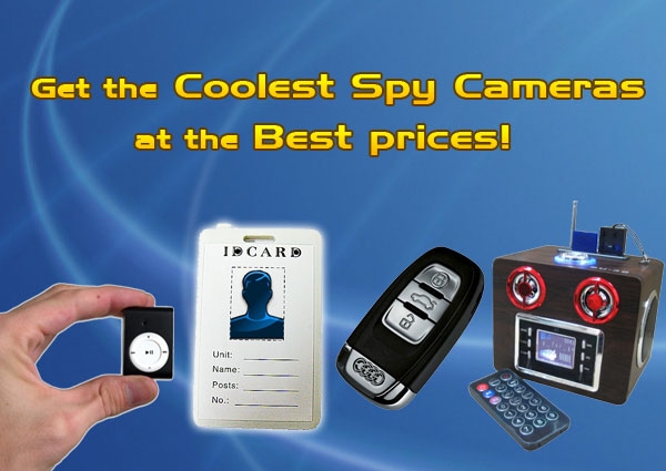 Spy Cameras