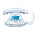 Phone Clock Hidden Camera with Caller ID
