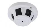 CCTV Cone Smoke Detector Surveillance Camera