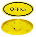 Office Plate Hidden Camera