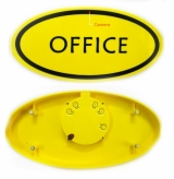 Office Plate Hidden Camera