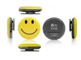 Hidden Camera Smiley Face Pin