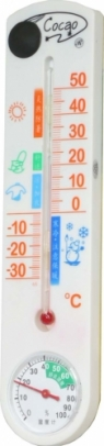 Hidden Camera Thermometer DVR