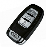 Audi Look Alike Keychain DVR with Hidden Camera