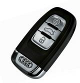 Audi Look Alike Keychain DVR with Hidden Camera