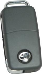 Toyota Keychain DVR
