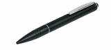 Black and Silver Voice Recorder Pen