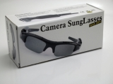 Sunglass DVR Built-In MP3 Functions