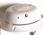 Smoke Detector Hidden Camera With Motion Activation