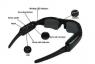 Sunglasses Spy Camera with DVR
