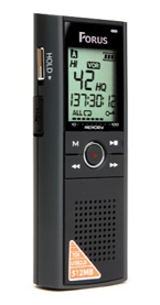Forus Digital Voice Recorder
